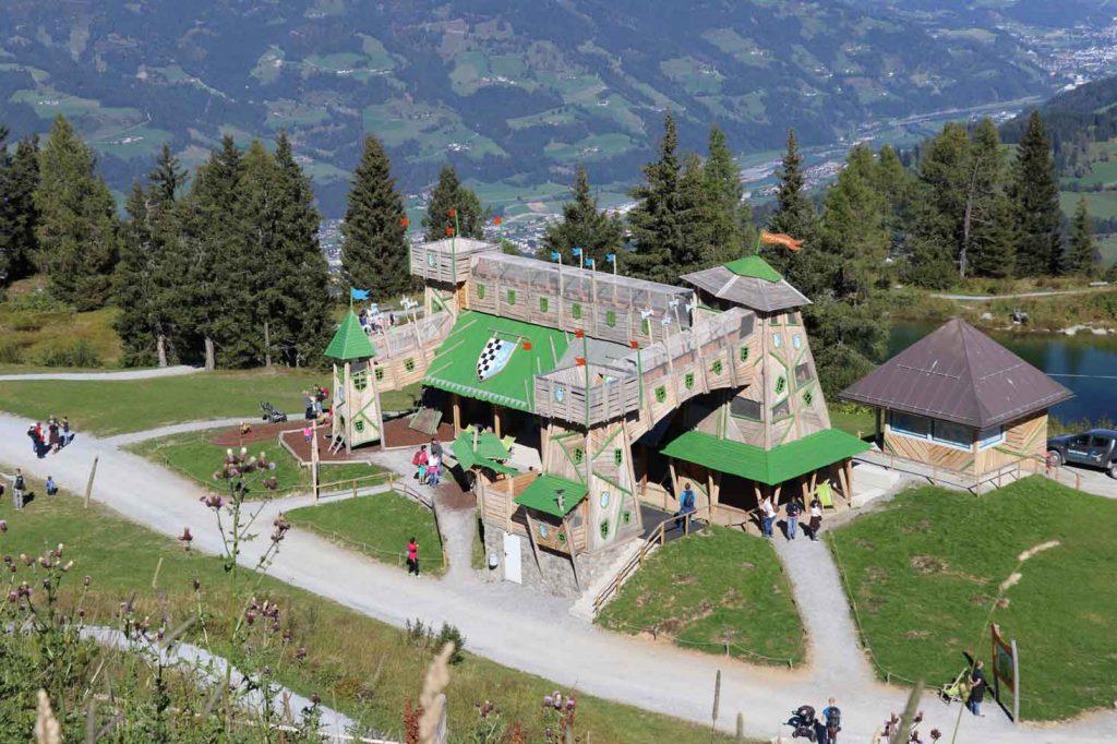 Geisterberg amade Alpendorf