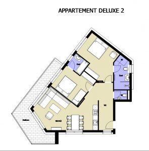 Apartement Deluxe