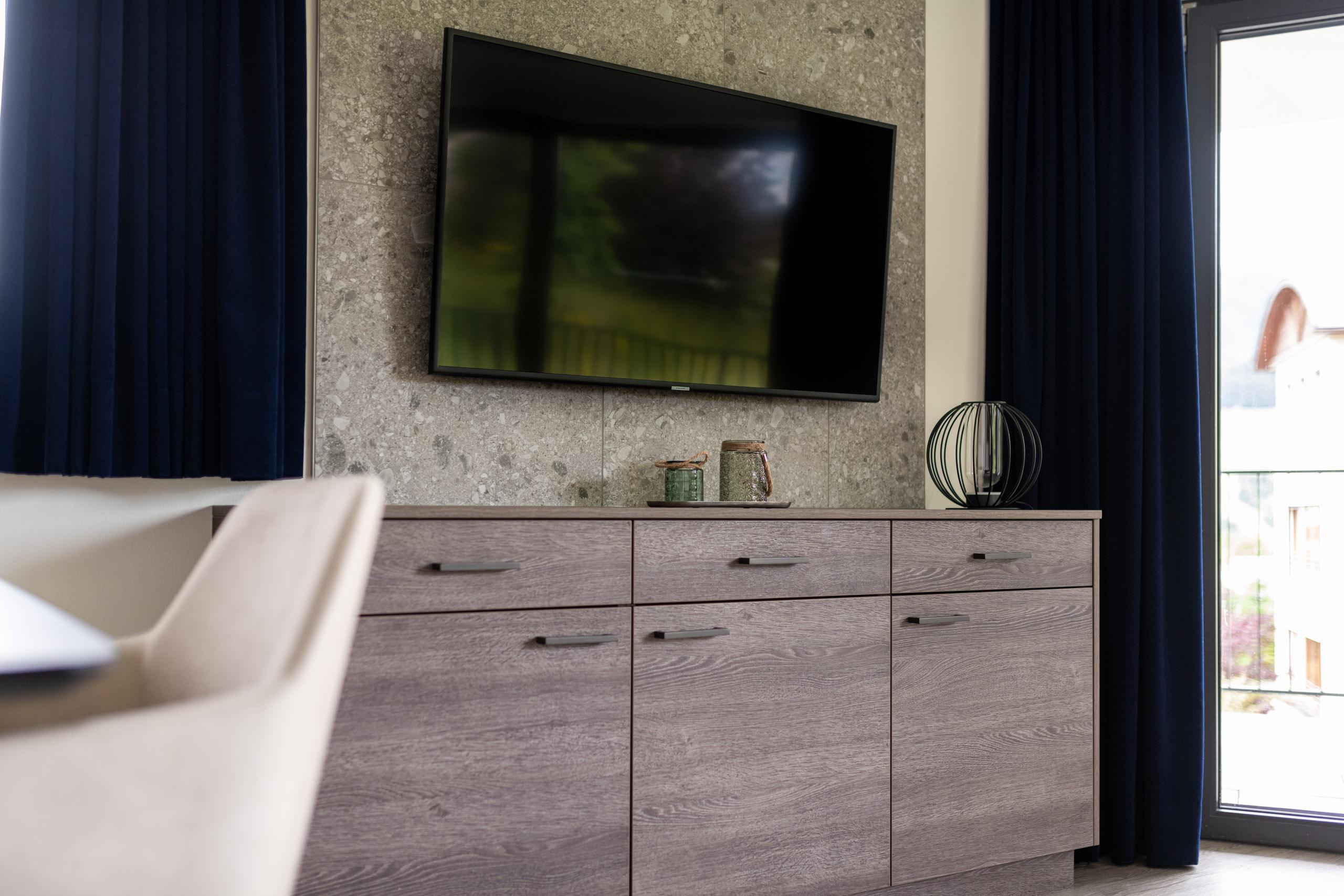 Wohnzimmer Appartement Deluxe