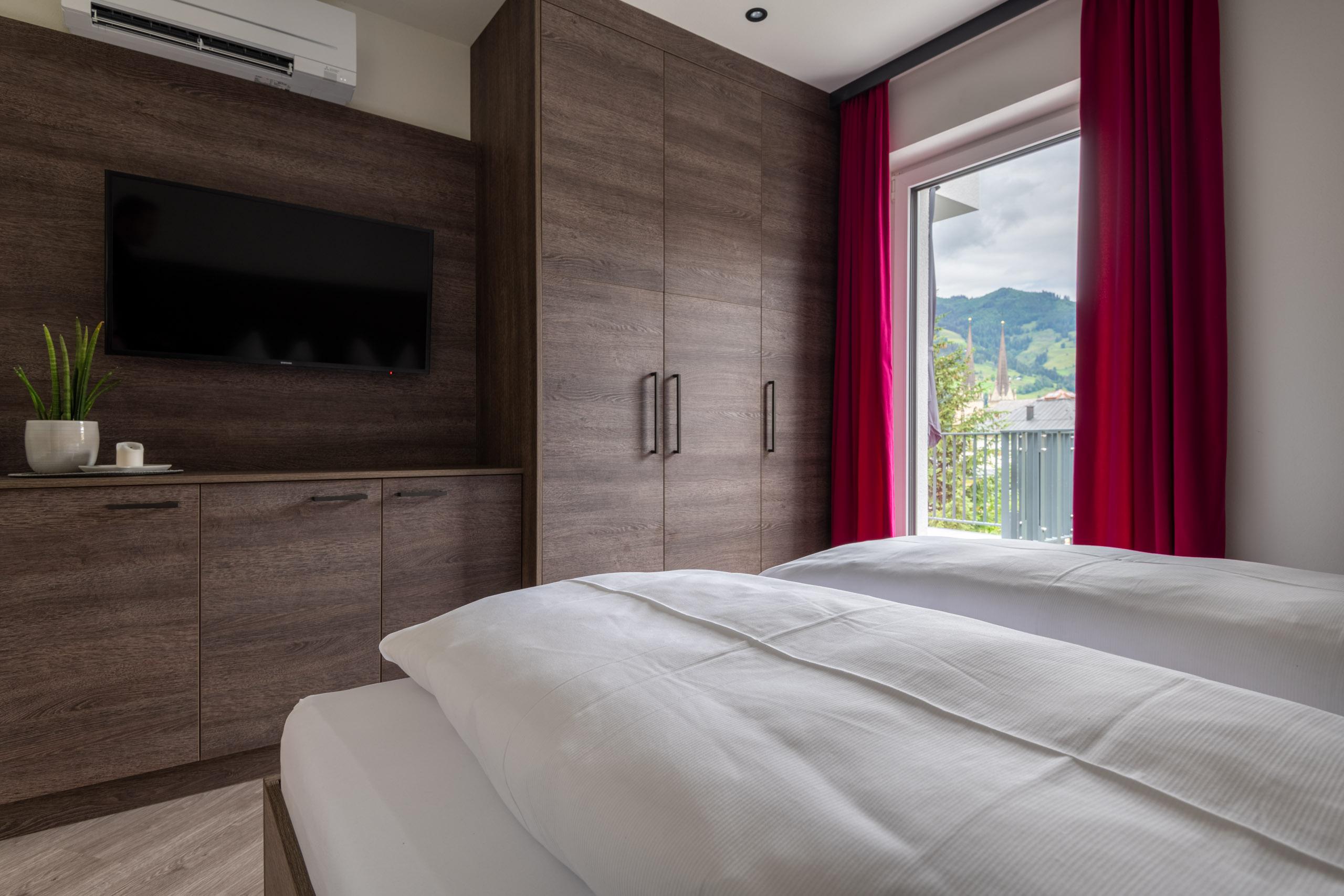 Penthouse im Alpendorf